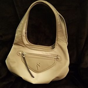 Simply Vera - Vera Wang two tone grey purse